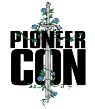 pioneer con logo